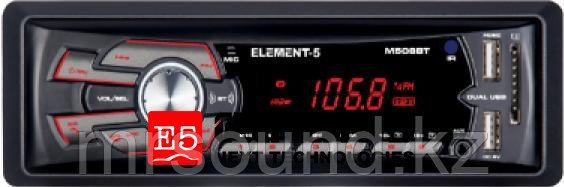 """Автомагнитола """"5-Element"""" E5-508+BT"""