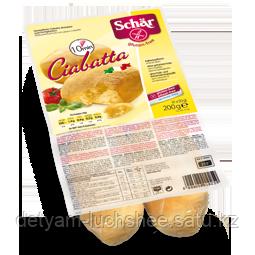 Безглютеновые булочки  Чиабатта без глютена Ciabatta