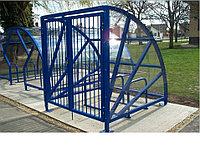 Велопарковка (велостоянка) закрытого типа (запираемая)