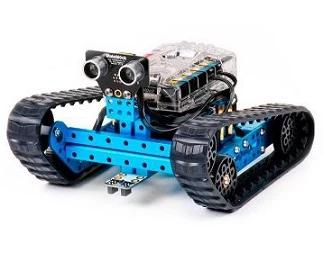Робот Конструктор Makeblock mBot Ranger 90092 (версия Bluetooth) синий