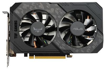 Видеокарта Asus GTX 1660 SUPER [TUF GTX1660S-O6G-GAMING] SVGA PCI Express, 6 GB
