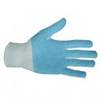 Перчатки нейлоновые с ПВХ-бисер