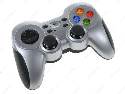 Джойстик беспроводной Logitech Gaming F710 Gamepad (940-000145)