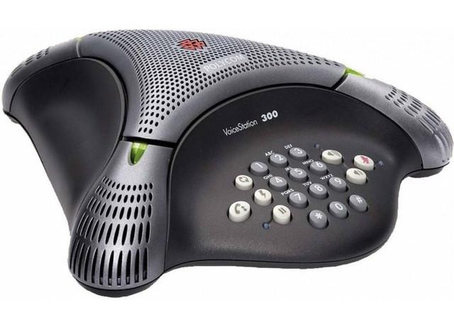 Polycom VoiceStation 300 Systems для конференцзвязи купить в Алматы Астане Павлодаре Казахстане