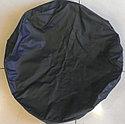 Чехол для запасного колеса (мягкий, кож.зам.) Нива Chevrolet 2123, фото 2