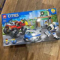 Лего сити 386