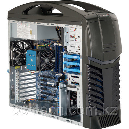 Серверная платформа Supermicro SYS-5038AD-T, Gaming System (Tower)