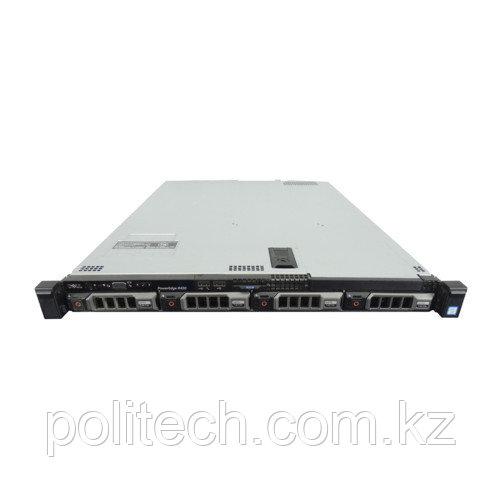 Серверная платформа Dell PowerEdge R430 V3 / V4 210-ADOL-143 (Rack (1U))
