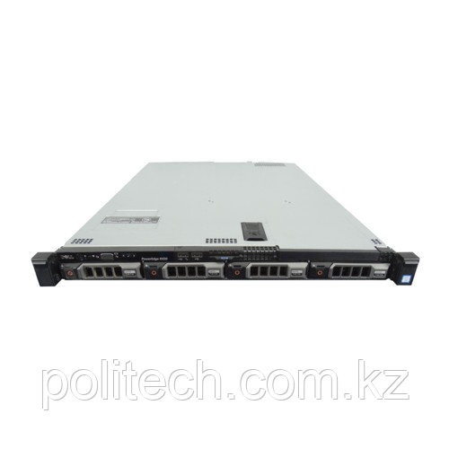 Серверная платформа Dell PowerEdge R430 V3 / V4 210-ADOL-142 (Rack (1U))