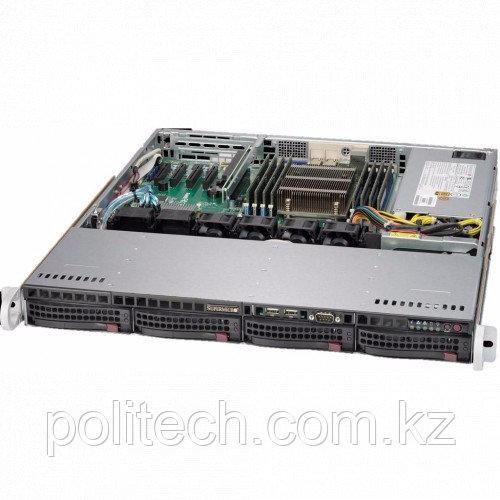 Серверная платформа Supermicro SuperServer SYS-5018R-M (Rack (1U))