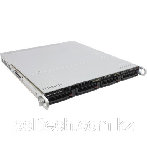 Серверная платформа Supermicro AS -1013S-MTR (Rack (1U))
