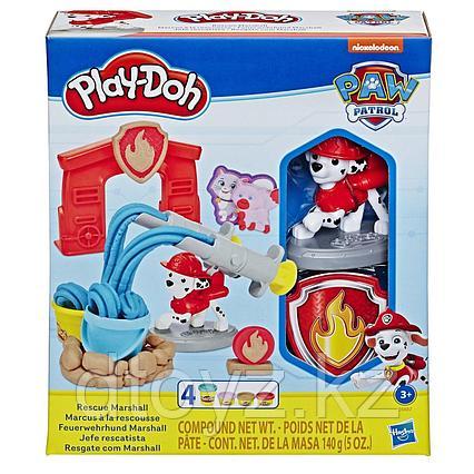 Hasbro Play-Doh Щенячий патруль Маршалл E6887