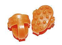 Массажер ЧУДО-ПАЛЬЧИК оранжевый (2 шт в упаковке)