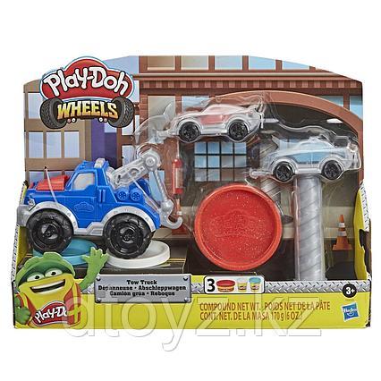 Hasbro Play-Doh Wheels Эвакуатор E6690