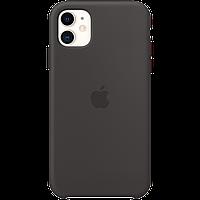 IPhone 11 Silicone Case - Black