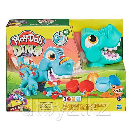 Hasbro Play-Doh Голодный динозавр F1504