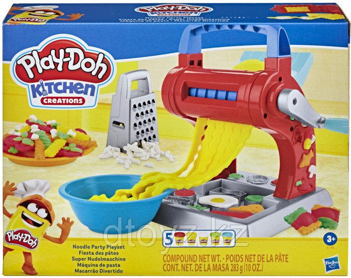 Hasbro Play-Doh Машинка для лапши E7776