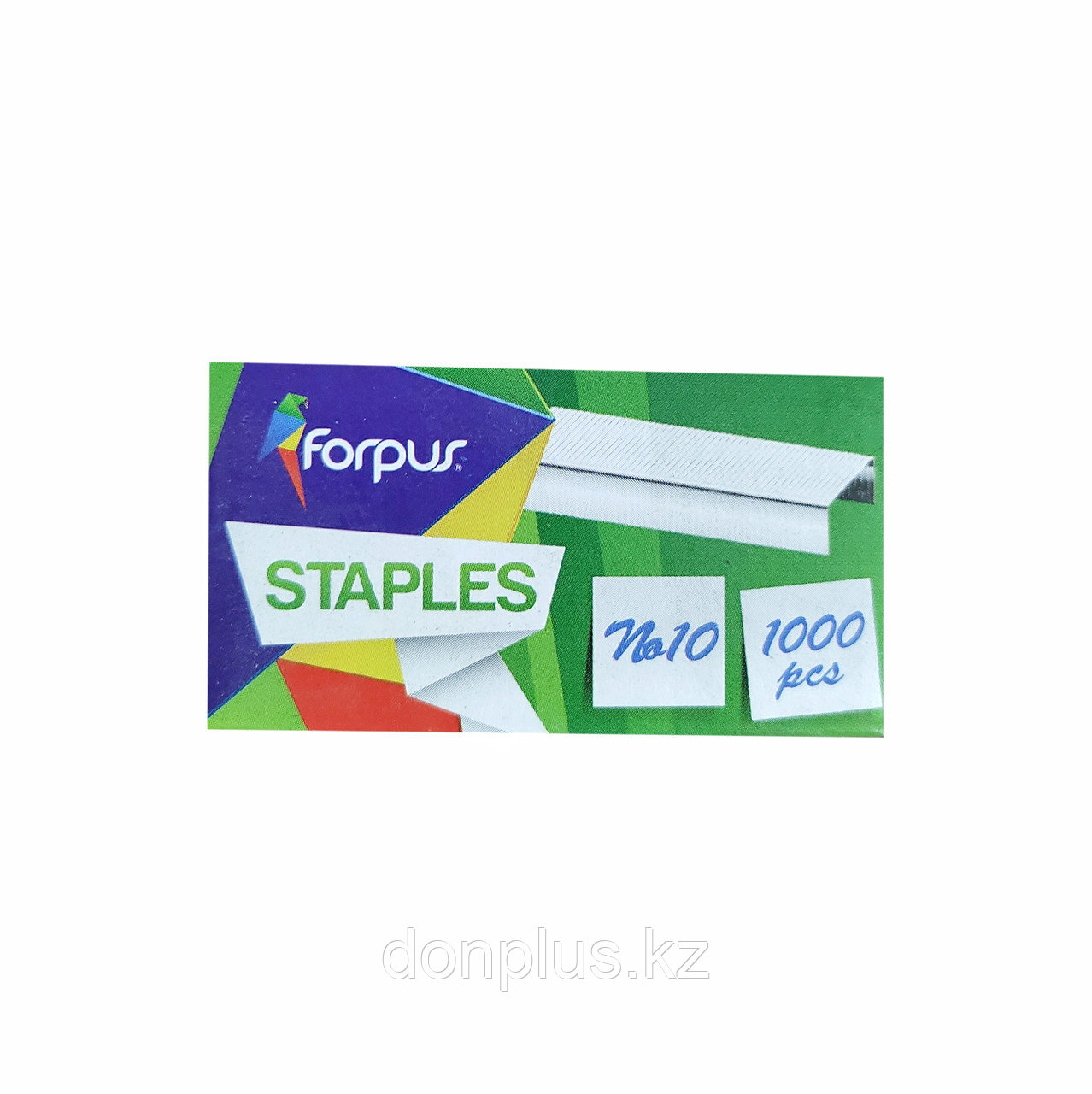 Скобы для степлера Forpus №10