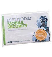 Антивирус Eset NOD32, Mobile Security, подписка на 1 год, на 1 мобильное устройство, карточка