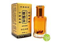 Жидкие иглы с пчелиным подмором и растительными компонентами при болях в мышцах и суставах