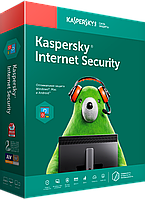 Антивирус Касперского KIS, Internet Security, продление на 1 год (подписка на 8 месяцев), на 5 устройств, box