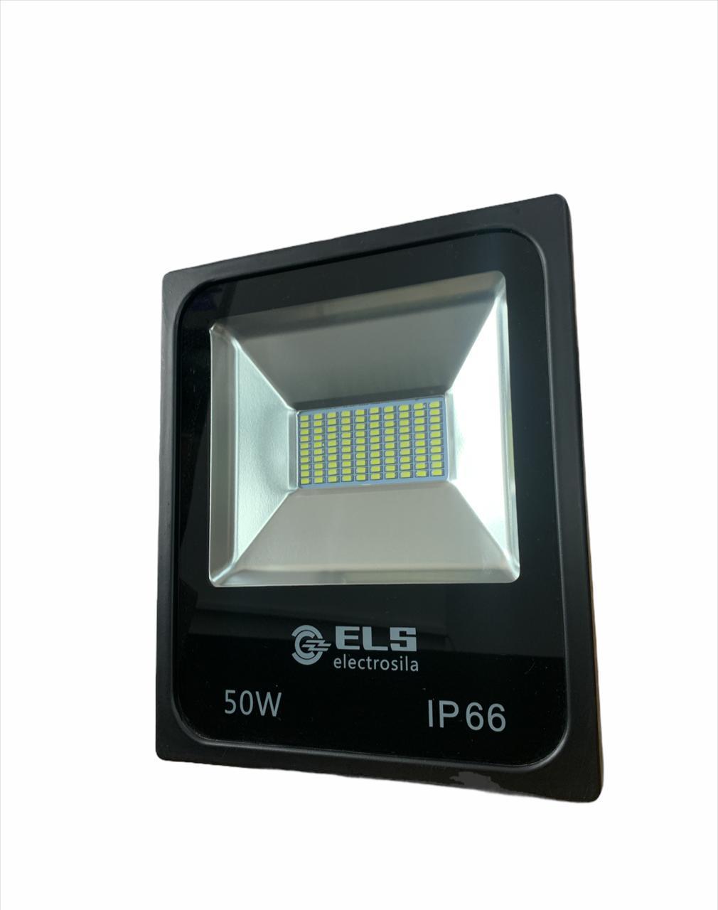 Прожектор светодиод. 50W 6500K IP65 ELS