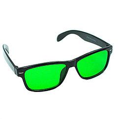 Глаукомные (зеленые) очки. От 20 штук