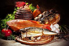 Комплект оборудования для посола и копчения рыбы ИПКС-0802, произв. 1000 кг/сутки