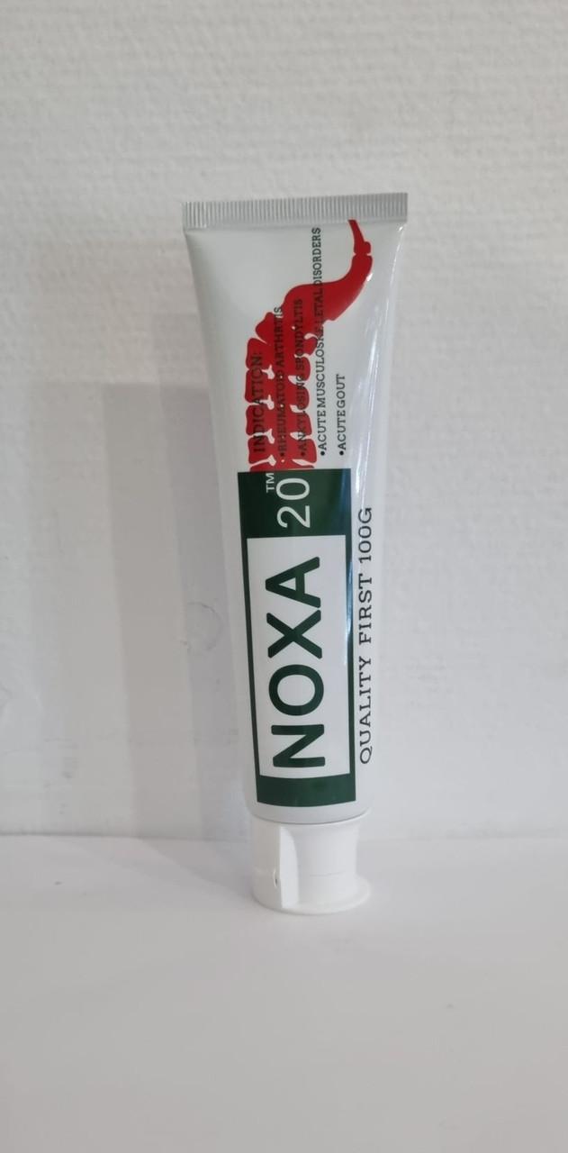Мазь Noxa 20 от болей в суставах  100g