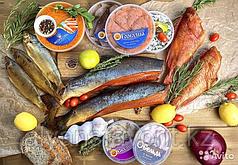 Комплект оборудования для фасовки и упаковки соленой рыбы (тушек, филе, порционированных кусков) ИПКС-0808