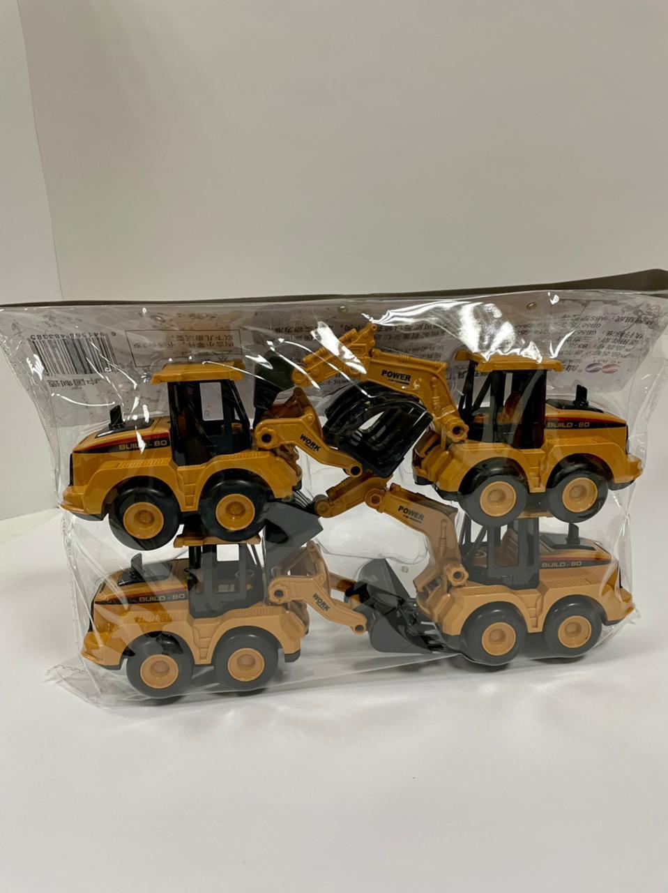 Машинки строительная техника (карьерная техника) - фото 3
