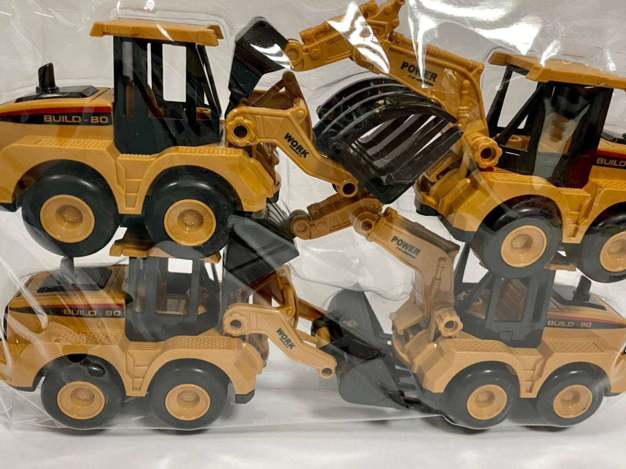 Машинки строительная техника (карьерная техника) - фото 2