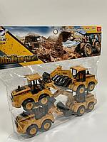 Машинки строительная техника (карьерная техника)