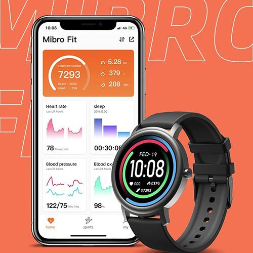 Умные часы Xiaomi MiBro - фото 2