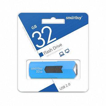 USB накопитель Smartbuy 32GB STREAM Blue