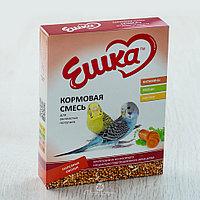 """Кормовая смесь """"Ешка"""" для волнистых попугаев, 400 гр. (полезные овощи)"""