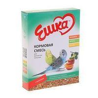 """Кормовая смесь """"Ешка"""" для волнистых попугаев, 400 гр. (с фруктами)"""