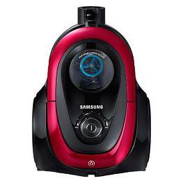 Пылесос Samsung SC18M21C0VR красный
