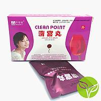 Китайские тампоны Clean Point упаковка ( 1 шт.)