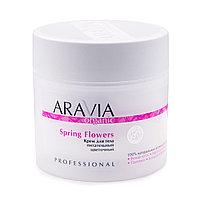 Крем ARAVIA для тела питательный Spring Flowers 300 мл №94413