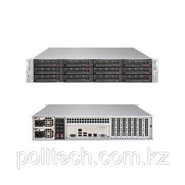 SuperStorage Server 6029P-E1CR12T, SUPERMICRO