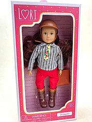 Кукла LORI Наездница Тиган 15 сантиметров (LO31031Z)/ Канада