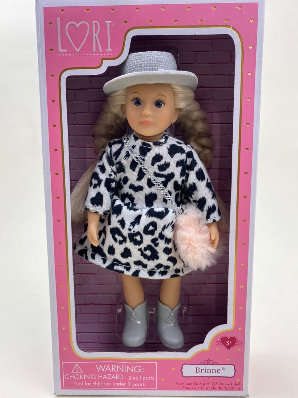 Кукла LORI Брин 15 сантиметров (LO31065Z) / Канада