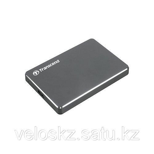 Transcend Жесткий диск внешний 2,5 2TB Transcend TS2TSJ25C3N