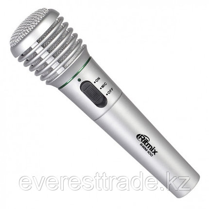 RITMIX Микрофон RITMIX RWM-100 черный, фото 2