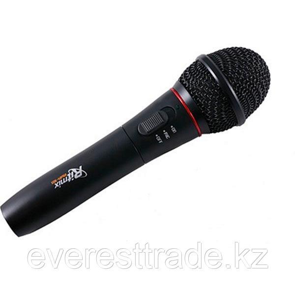RITMIX Микрофон RITMIX RWM-101 черный