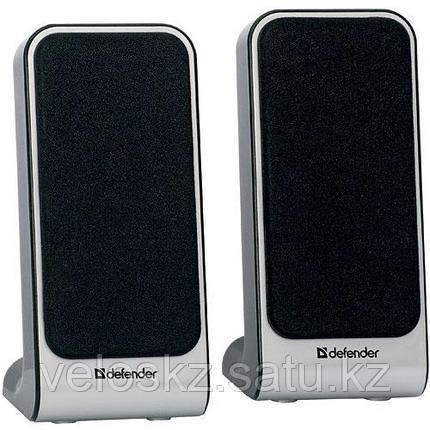 Defender Колонки проводные 2.0 Defender SPK-225 черный, фото 2