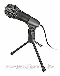 Trust Микрофон Trust Starzz для РС на подставке