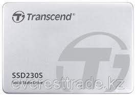 Transcend Жесткий диск SSD 256GB Transcend TS256GSSD230S, фото 2