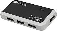 Defender Разветвитель Defender Quadro Infix USB2.0, 4порта HUB